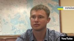 Илья Богданов в эфире 5-го украинского телеканала
