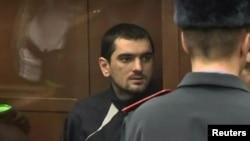Аслан Черкесов на суде