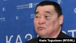 Рамазан Есергепов, журналист и руководитель организации «Журналисты в беде».