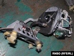 Російський безпілотник збитий на Донбасі, 1 серпня 2014 року