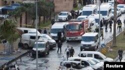 Policija, Izmir