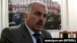 «Ժողովրդավարական հայրենիք» կուսակցության առաջնորդ Պետրոս Մակեյան, արխիվային լուսանկար