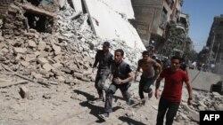 """De Mistura optužio sirijske vlasti za """"vojno nasilje bez presedana"""" nad civilima u Alepu"""