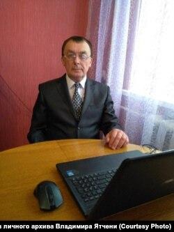 Владимир Ятченя, внук Иосифа Ятчени