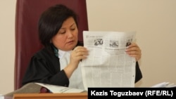 "An Almaty court has ruled that the opposition newspaper ""Respublika"" and its websites are ""extremist."""