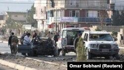 После теракта в Кабуле