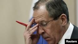 Министерот за надворешни работи на Русија, Сергеј Лавров