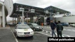 Kalim kufitar në Maqedoni