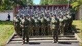 Ispraćaj vojnika u misiju UN