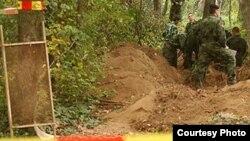 Istraga na mestu pogibije dvojice vojnika u Topčideru