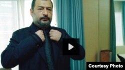 محمدرضا مدحی در فیلم «الماس فریب»
