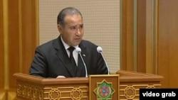 Батыр Атдаев 12 мая назначен новым генпрокурором Туркменистана.