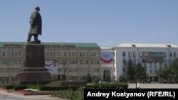 Махачкала, площадь Ленина (архивное фото)