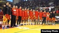 Македонскиот ракометен тим