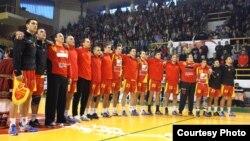 Македонската ракоментна репрезентација