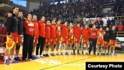 Македонската ракометна репрезентација