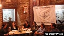«Грузия и борьба с синдромом безнаказанности после грузино-российской войны 2008 года» - под таким названием 26 октября прошла встреча представителей местных и международных НПО с грузинскими журналистами