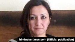37 yashar Barno Jo'raevaning besh oydan beri Bhopal qamog'ida saqlanayotgani aytilmoqda. Surat Hindustantimes.com saytidan olindi.