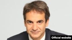 Кирјакос Мицотакис, претседател на грчката партија Нова Демократија.