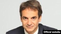 Кирјакос Мицотакис, претседател на грчката партија Нова Демократија