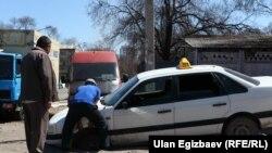 Бишкек: тешик жолдун азабы