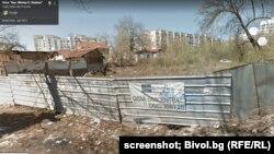 Кадър от Google Street View от 2012 г.