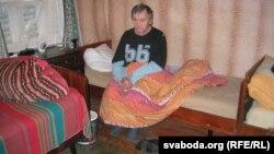 Івану 72 гады, ён ня мае куды ісьці