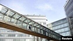 Штаб-квартира Nokia, Кеиланиэми, 27 апреля 2011