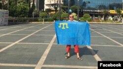 Олег Софяник совершил заплыв через Средиземное море