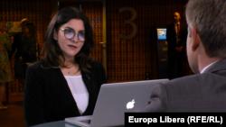 La interviul de la Strasbourg