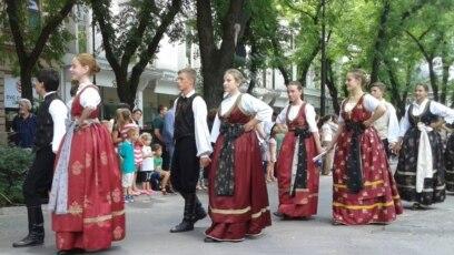 Bunjevci u tradicionalnim narodnim nošnjama, Subotica