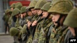 2012 елның 15 сентябрендә эчке эшләр министрлыгы гаскәрләре Мәскәүдә