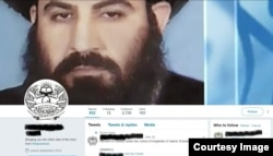 Another pro-Taliban account on Twitter.