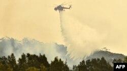 Через спеку і сильний вітер у південно-східних штатах Новий Південний Вельс і Вікторія тривають понад 200 пожеж, що загрожують кільком містам