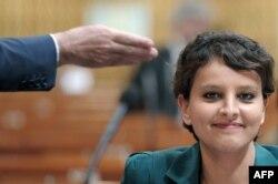Министр Нажат Валло-Белкасем
