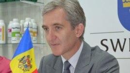 Moldovan Prime Minister Iurie Leanca
