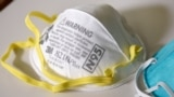 U.S. -- Various N95 respiration masks at a laboratory of 3M, that has been contracted by the U.S. government to produce extra marks in response to the country's novel coronavirus outbreak, in Maplewood, Minnesota, U.S. March 4, 2020.