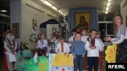 Відкритий урок у римській недільній школі