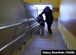 Детский дом для инвалидов в Москве