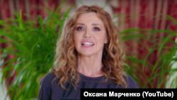 Журналісти ТСН про можливість появи Оксани Марченко в шоу на «1+1»: засуджуємо появу в телевізійному ефірі особи, яку пов'язують близькі стосунки з Путіним