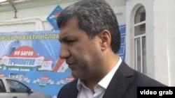 Муҳиддин Кабирӣ баъди эълони натиҷаҳои интихоботи соли 2015