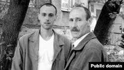 """Сергей и Александр Сенины (фото """"Новой газеты"""")"""