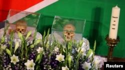 Германия вернула останки жертв геноцида Намибии, Берлин, 28 августа 2018 года