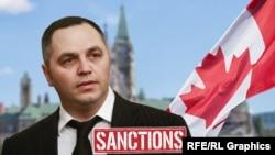 Санкції Канади проти Андрія Портнова були накладені 5 березня 2014 року