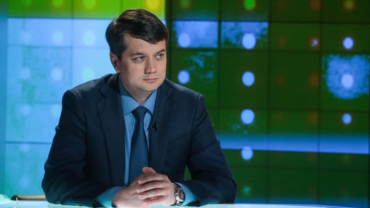 Разумков о деоккупацию Крыма: «быстро мы этого не сделаем»