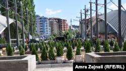 """Parku i paqes"", Mitrovicë"