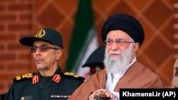 Архивска фотографија -Иранскиот врховен лидер Ајатолахот Али Хаменеи