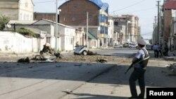 Махачкала (Дагестан), 22 сентября 2011