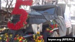 Празднование пятилетия аннексии Крымского полуострова в Севастополе, 16 марта 2019 года