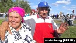 Валянціна і Васіль Севярыны